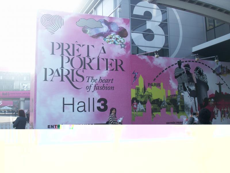 PRÊT À PORTER PARIS