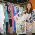 Eva Louzao a šaty z kolekcie Mikaella ess